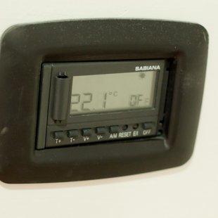 Individuálne nastaviteľná klimatizácia v každej izbe
